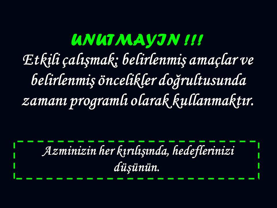 UNUTMAYIN!!.