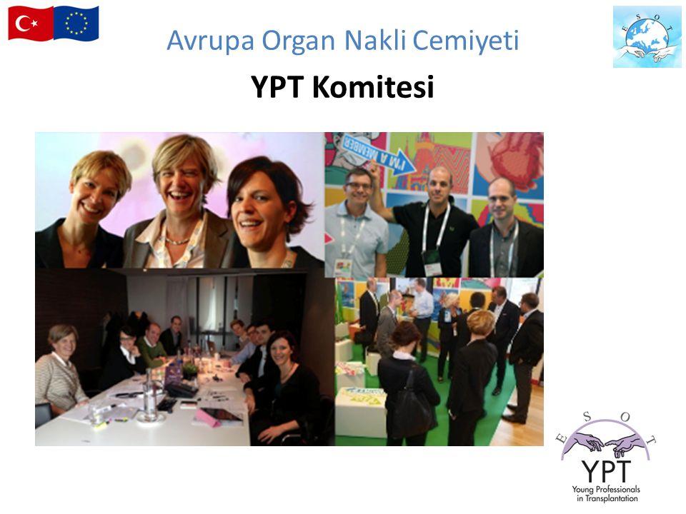 23 Avrupa Organ Nakli Cemiyeti YPT Komitesi
