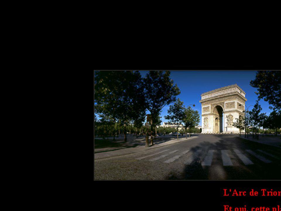 Trocadéro Parkından Eyfel Kulesi…