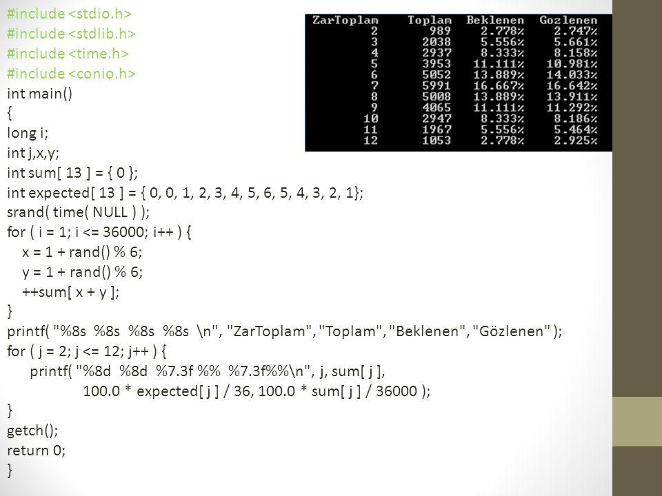Soru3: 1-99 arası rasgele sayılardan oluşan, 10x10'luk bir matrisin transpozunu alan bir program yazınız.