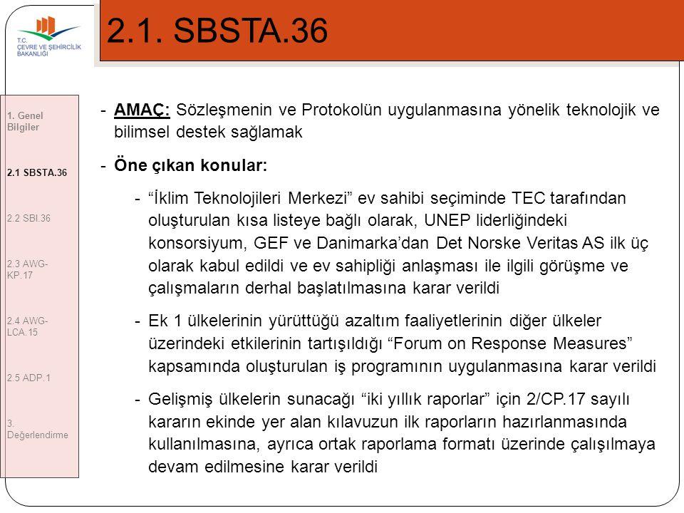 4 2.1.SBSTA.36 1.
