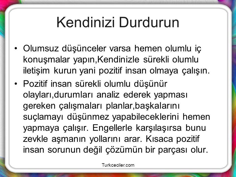 Turkceciler.com TESTE YÜKSEK BAŞARI Teste başlamadan,görevlinin yönergelerine uyunuz,Gerekli evraklarınızı hazır bulundurun,kitapçık türünü,diğer doldurulması gereken bilgileri doldurarak teste hazır olunuz Paragraf sorularında önce soru kökünü okuyun sonra paragrafı okuyunuz.