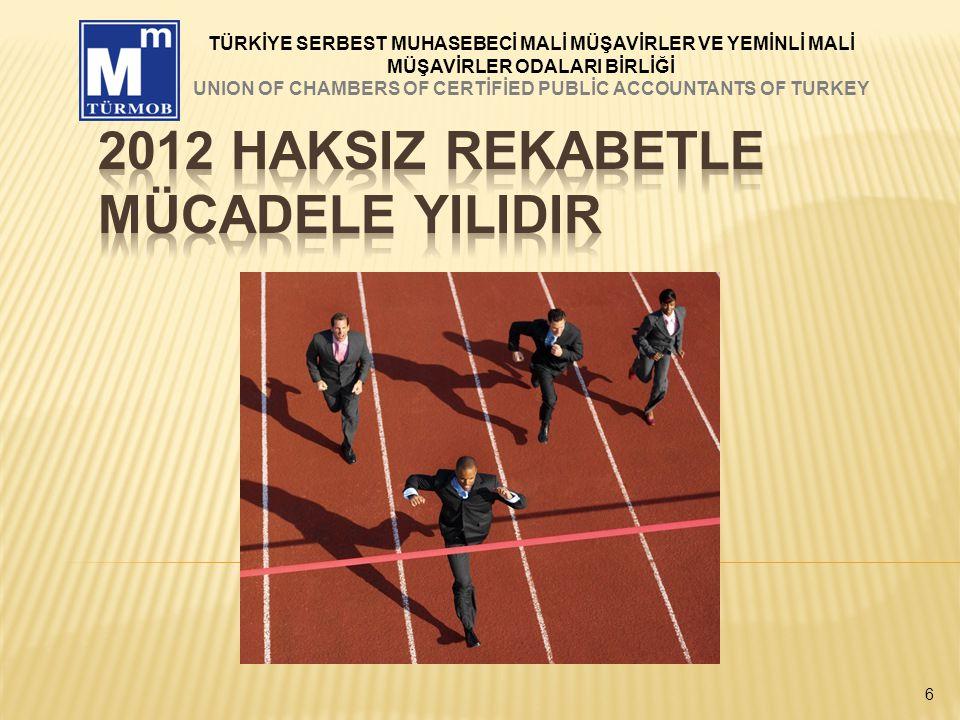 17 Denetim Uygulama El Kitabı TFRS Uygulama El Kitabı Denetim Yazılımı Türkiye Denetim Standartları Risk Analizi Uygulama El Kitabı Bağımsız Denetim Eğitim Paketi İşlem Denetçiliği Uygulama El Kitabı TÜRKİYE SERBEST MUHASEBECİ MALİ MÜŞAVİRLER VE YEMİNLİ MALİ MÜŞAVİRLER ODALARI BİRLİĞİ UNION OF CHAMBERS OF CERTİFİED PUBLİC ACCOUNTANTS OF TURKEY