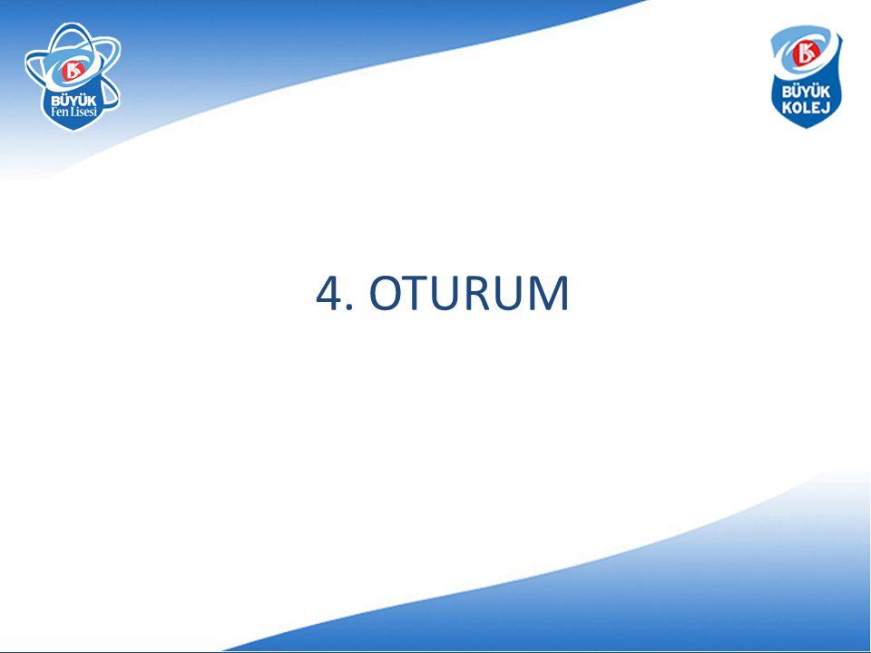 4. OTURUM