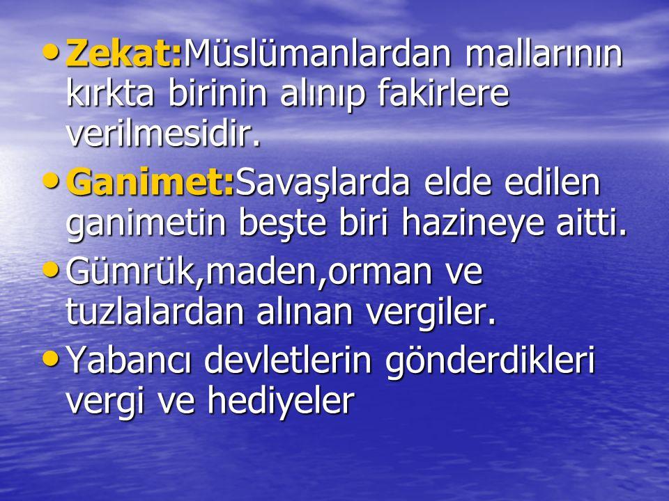 Zekat:Müslümanlardan mallarının kırkta birinin alınıp fakirlere verilmesidir. Zekat:Müslümanlardan mallarının kırkta birinin alınıp fakirlere verilmes