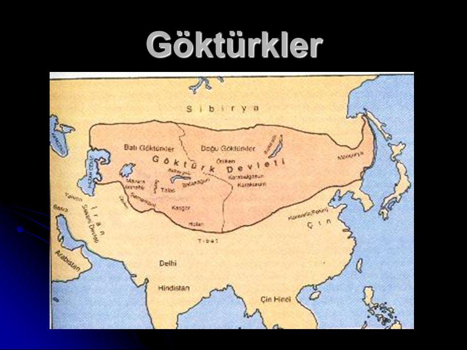 Göktürkler 552'de Bumin Han tarafından Orta Asya'da kuruldu.