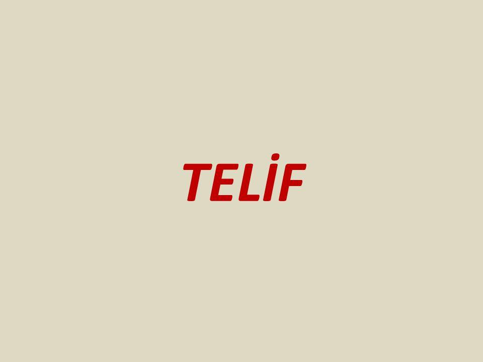 TELİF