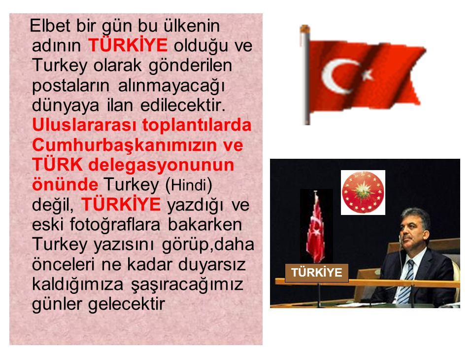 Medya ve TÜRK Hükümetini,Türk bürakratlarını,Yüksek öğretim,orta ve ilk öğretim görevlilerini göreve davet ediyorum.Tüm öğrencilerimize öğretelim ve halkımızın da duyarlı hale gelmesini sağlayalım.