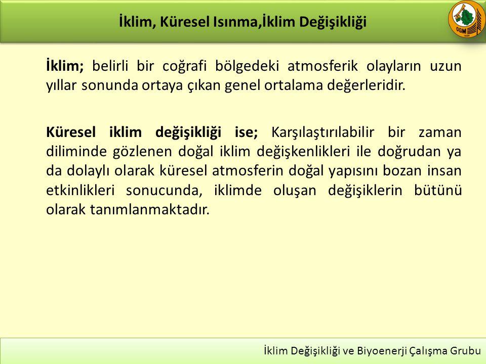 17 Birleşmiş Milletler İklim Değişikliği Çerçeve Sözleşmesi Türkiye, 2001 yılında Marakeş'te gerçekleştirilen 7.