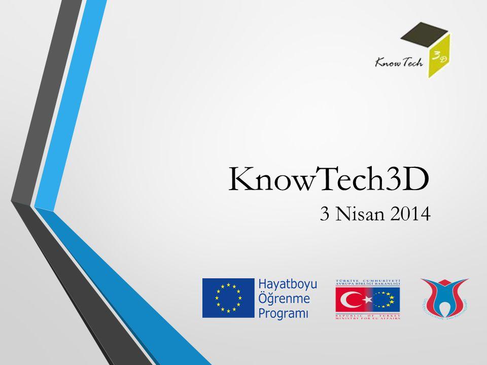 KnowTech3D 3 Nisan 2014