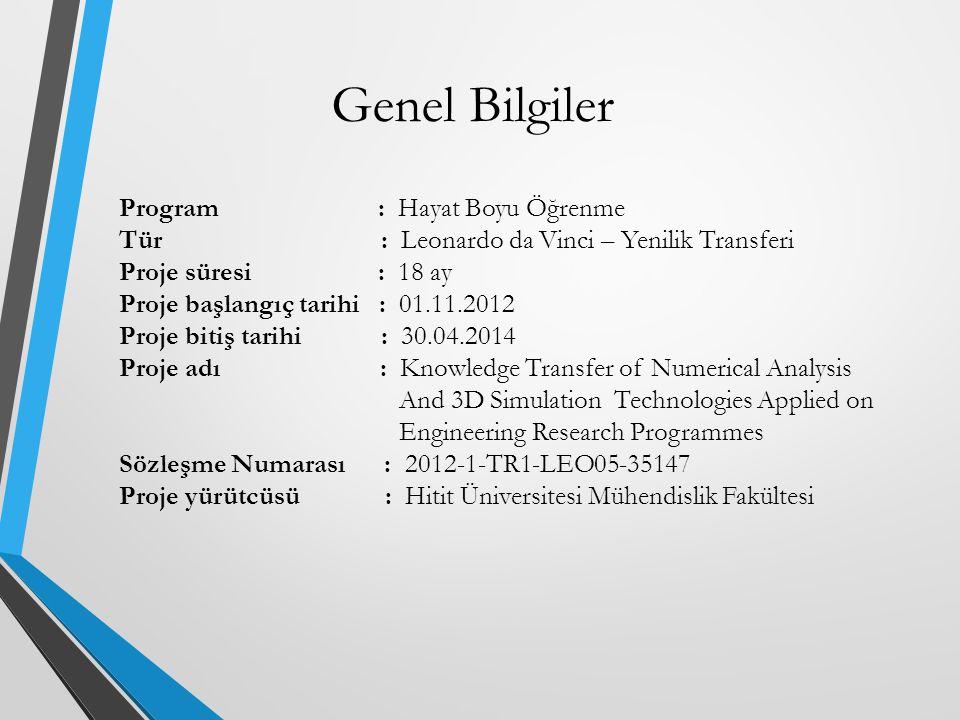 Proje web sitesi 4 farklı dilde erişime açıldı.