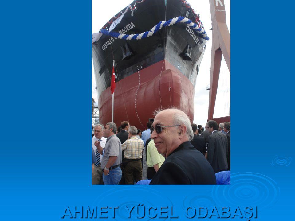 Şekil'de Zehra Kıran isimli konteyner gemisinin resmi gösterilmiştir.