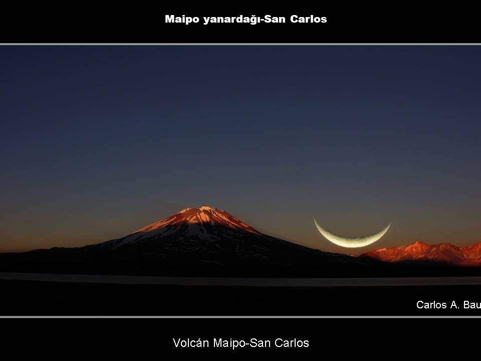 Maipo yanardağı-San Carlos