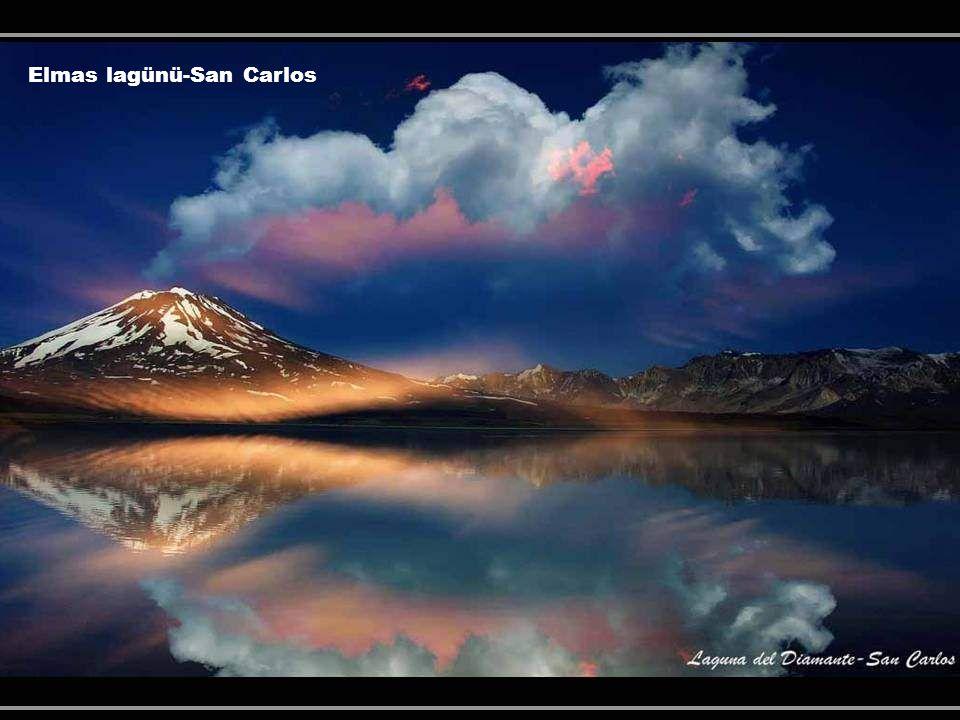 Elmas lagünü-San Carlos