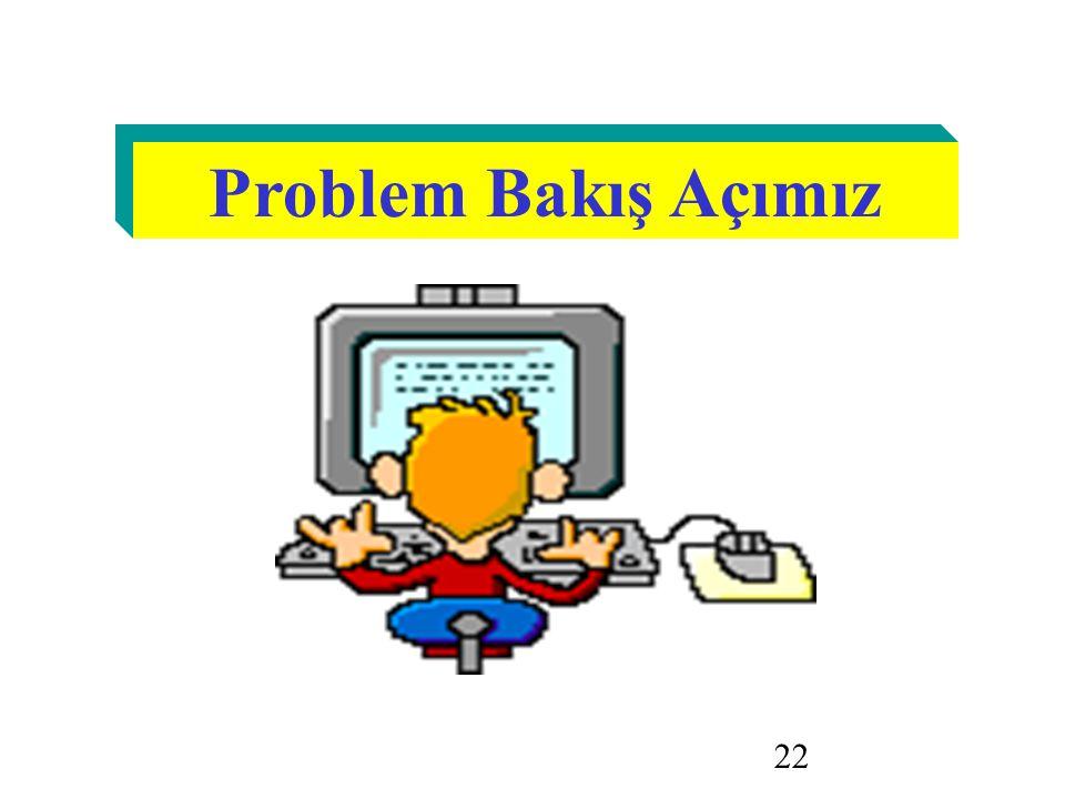 22 Problem Bakış Açımız