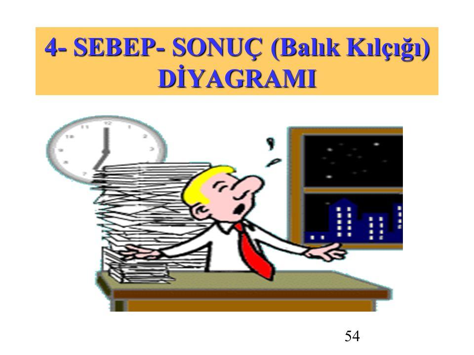 54 4- SEBEP- SONUÇ (Balık Kılçığı) DİYAGRAMI