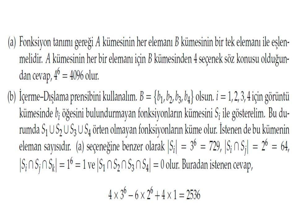 Aşağıdaki program parçası bir sıralama yöntemine göre (insertion sort) bir A dizisini sıralamaktadır.