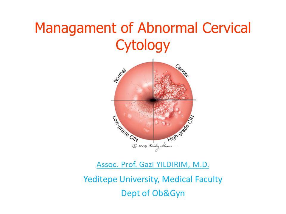 CIN'lerin Seyri Östör AG, Int J Gynecol Pathol,1993 CIN'lerin Seyri