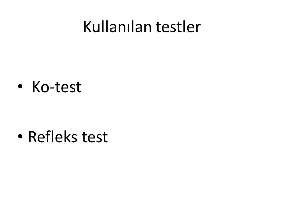 LSIL HPV (+)liği % 77 Ko-test yapılmışsa(> 30 y) HPV(-) LSIL, CIN 3+ riski 21-24 yaş LSIL CIN3+ riski 25-29 yaş LSIL'a HPV testi yok olarak yaklaşılır(kolpos.) Gebelerde hemen yada pp 6.haftada kolposkopi Postmenapoz LSIL HPV testi yok; 6.