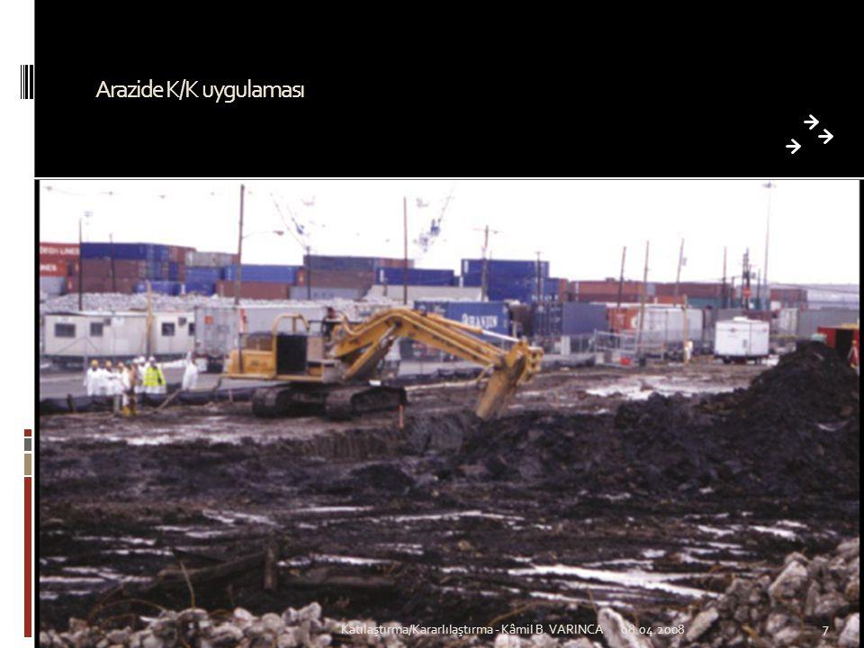 08.04.2008Katılaştırma/Kararlılaştırma - Kâmil B.