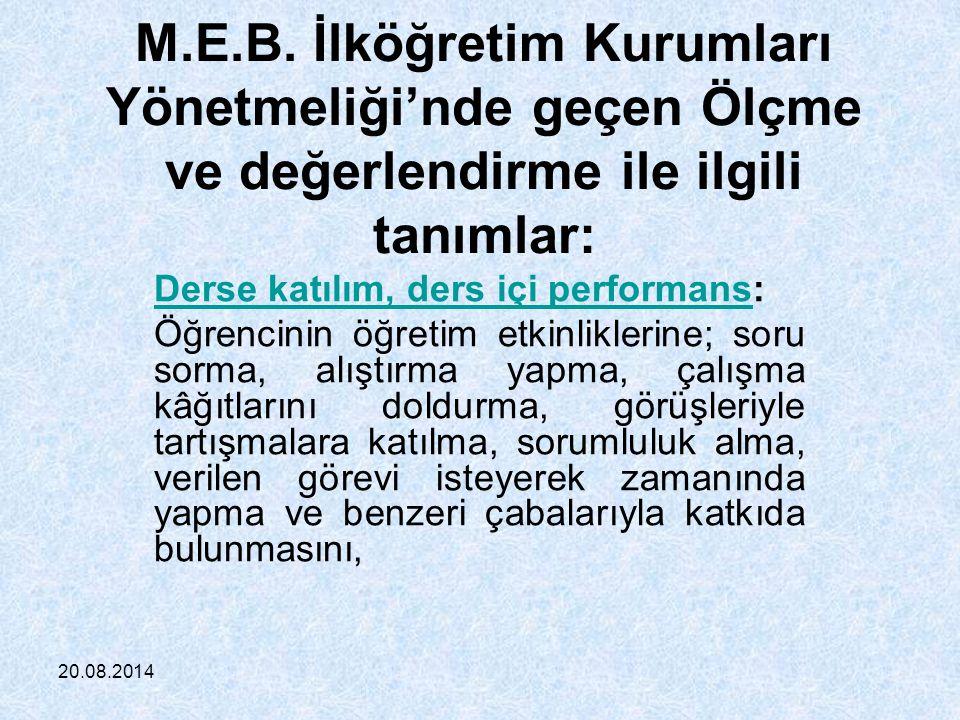 VAN1 ÖLÇME VE DEĞERLENDİRME Mustafa SOLAK İlköğretim Müfettiş Yardımcısı
