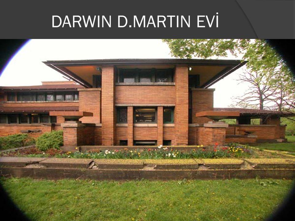 DARWIN D.MARTIN EVİ