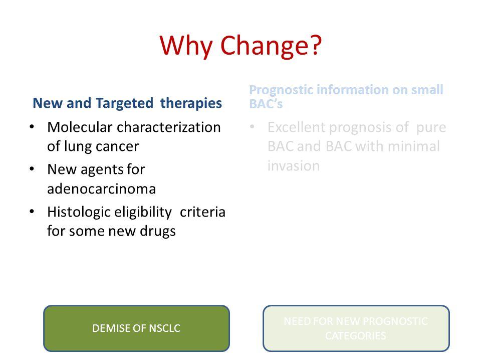 New Agents AgentTrade nameType ErlotinibTarcevaAdenocarcinoma GefitinibIressaAdenocarcinoma BevacizumabAvastinNon-squamous PemetrexedAlimtaNon-squamous NSCLC is not enough now Etkinlik Toksisite Etkinlik