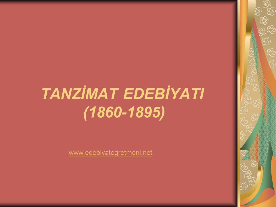 TEVFİK FİKRET(1867-1915) -SERVET-İ FÜNUN'UN EN BÜYÜK ŞAİRİDİR.