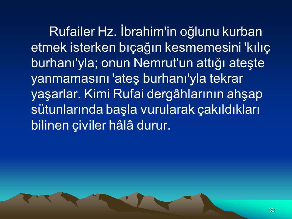 32 Rufailer Hz.
