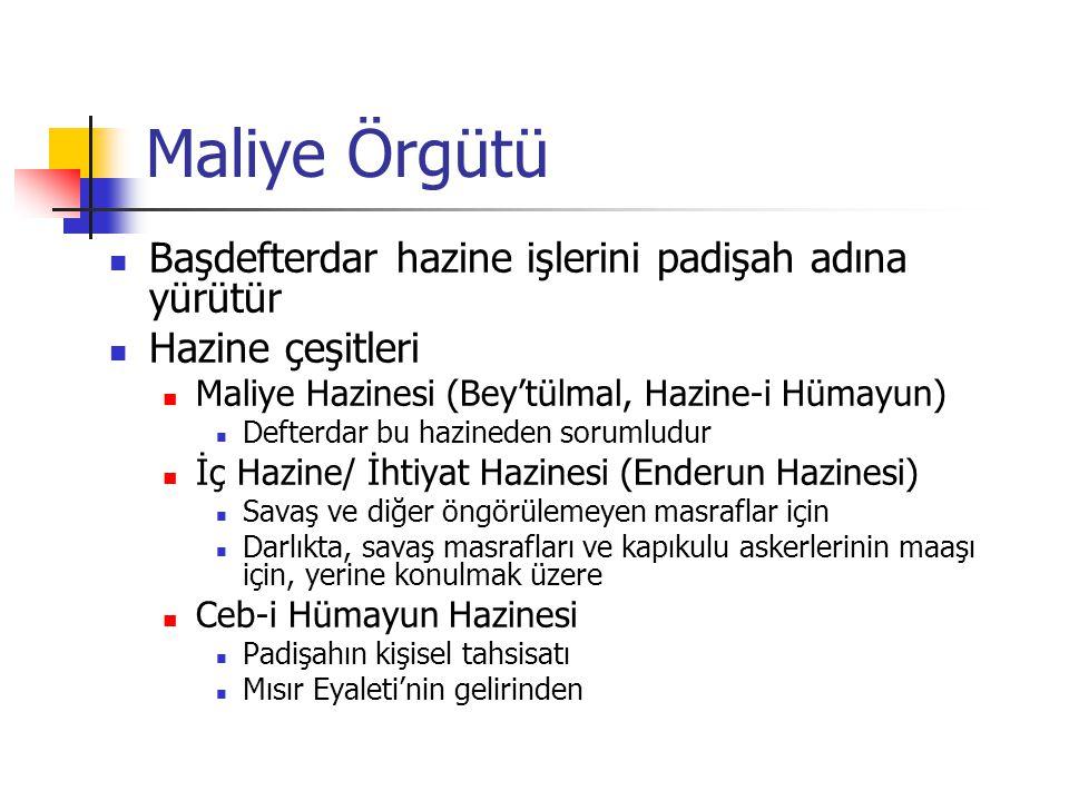 Kazaskerler İlmiyye teşkilatının gerçek beyni ve yöneticileridir Hizmet süreleri sınırlıdır: 1 yıl için tayin edilirler Anadolu K.