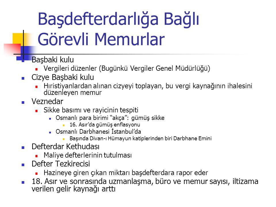 Devşirme Sistemi I.Bayezid Devrinden (14. Asır), 17.