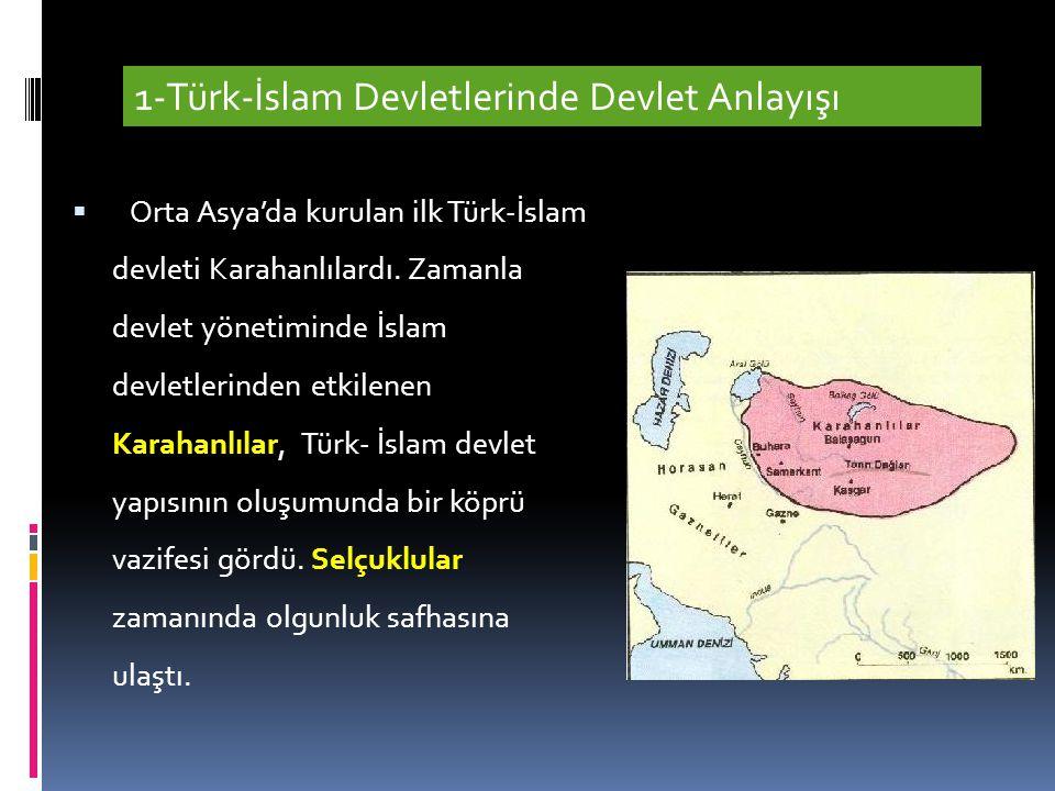  Selçukluları meydana getiren Oğuzlar, Orta Asya'dan Maveraünnehir ve Horasan'a gelince bütünüyle İslamiyeti kabul ettiler. Müslüman olmalarıyla eski