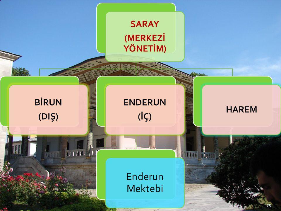 B-Saray Teşkilatı