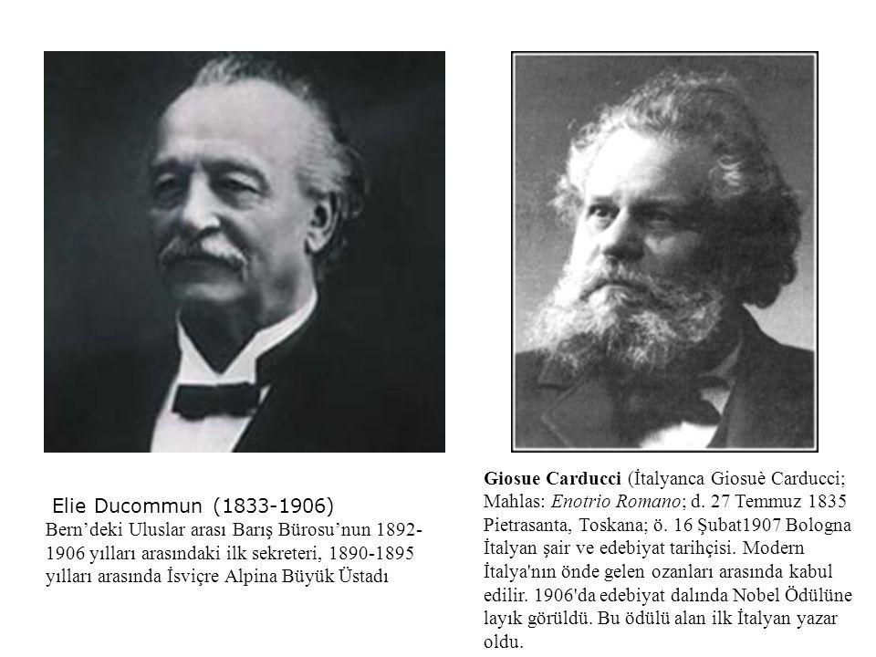 Berggreen, Andreas Peter (1801-1880) Danimarkalı besteci Sibelius, Jean (1865-1957 Finlandiyalı besteci