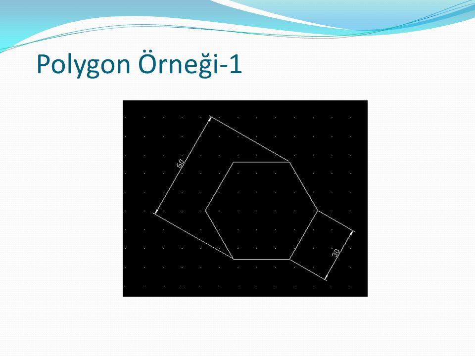 Polygon Örneği-1