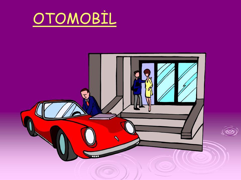 OTOMOBİL