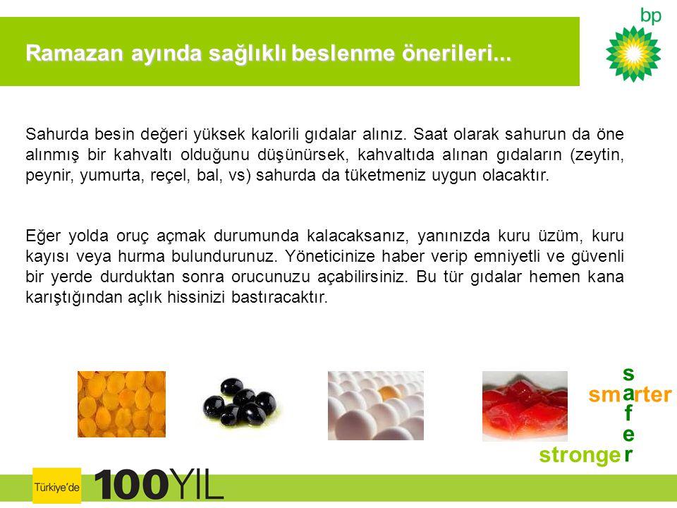 safersafer stronge sm rter Ramazan ayında sağlıklı beslenme önerileri...