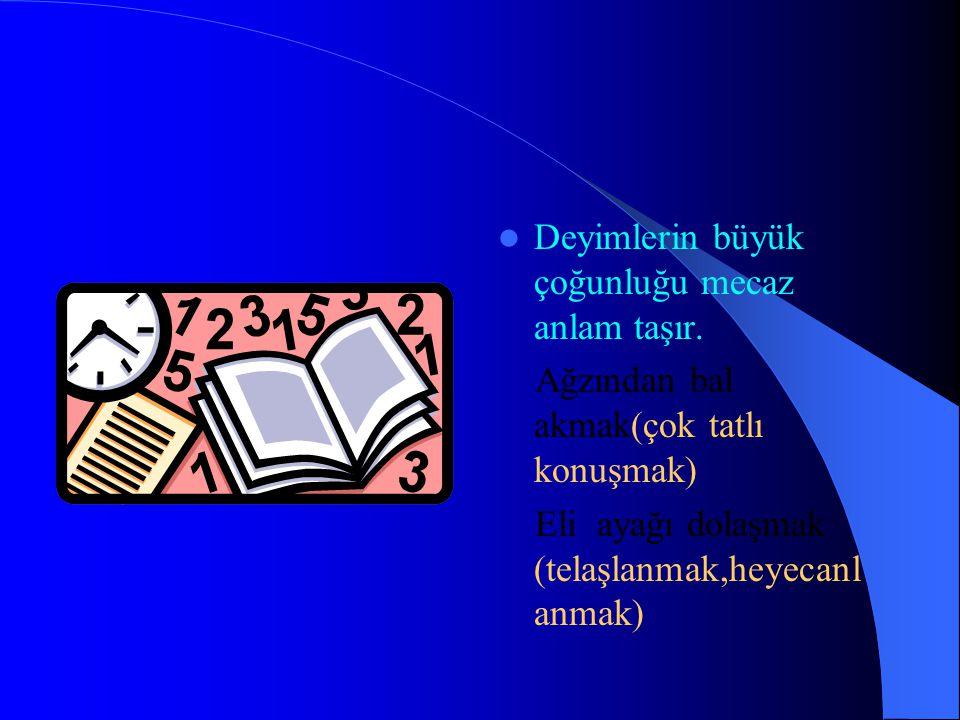 6)Aşağıdaki atasözlerinden hangisi insanlar arası ilişkilerle ilgili değildir.