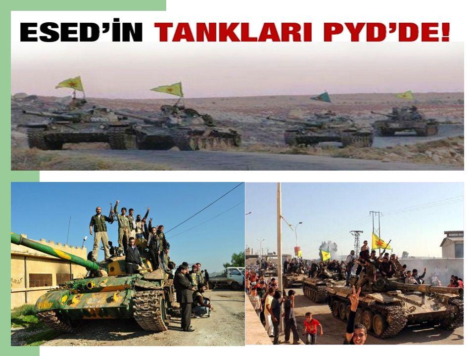 PYD'nin Faaliyetleri 2012 yılının Temmuz ayında Kürt yerleşim yerlerini ele geçirmiştir. YPG adı altında silahlı birlikler oluşturmuştur. Petrol kuyul