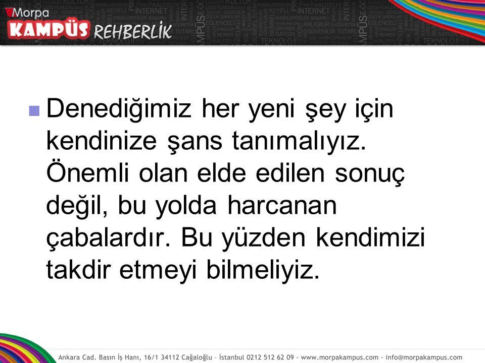Hedef Koymak: Hedef Koymak: