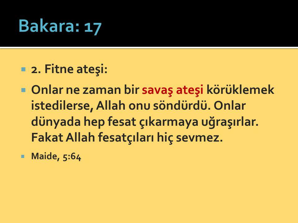  Bir de, insanlardan Allah'a iman ettik diyen var ki, Allah yolunda eziyete uğradığı zaman, insanlardan gelen sıkıntıyı Allah'ın azabı yerine koyar.