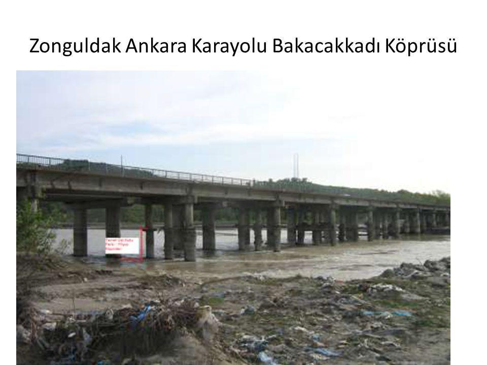 Zonguldak Ankara Karayolu Bakacakkadı Köprüsü