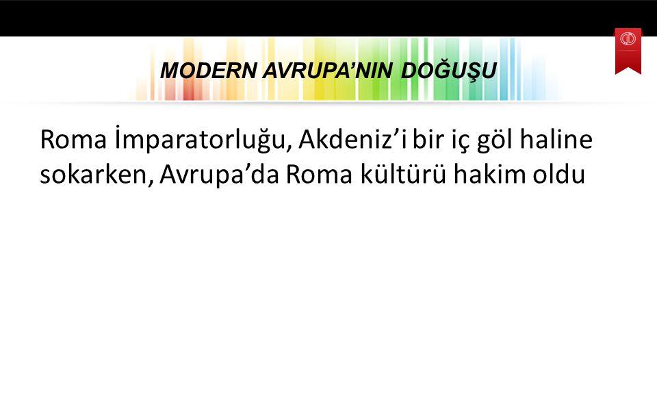 AVRUPA GELİŞMELERİNİN OSMANLI'YA ETKİLERİ DOĞU SORUNU 19.