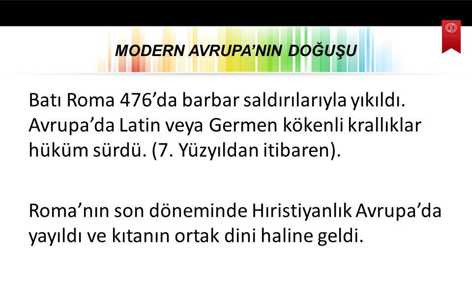 AVRUPA GELİŞMELERİNİN OSMANLI'YA ETKİLERİ SIRP AYAKLANMASI (1804 – 1817) YUNAN AYAKLANMASI ( 1821 – 1829) SIRP AYAKLANMASI (1804 – 1817 Osmanlı İmparatorluğu'nun parçalanmasının ilk büyük ve önemli hareketi Siyasi Tarih I