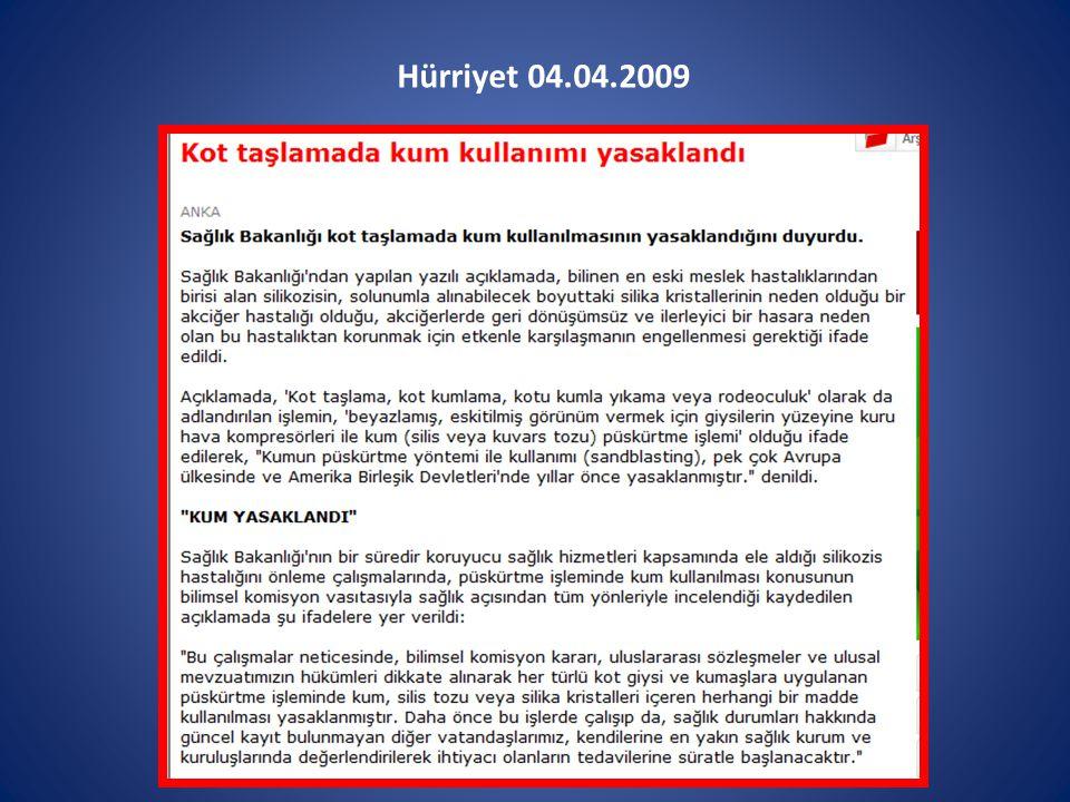 Hürriyet 04.04.2009