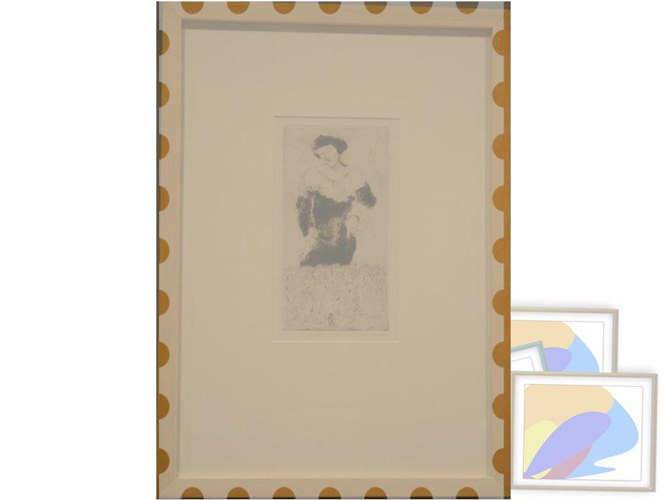 Bella, 1924 Aside yedirme baskı ve akuatint Anna Salzmann Koleksiyonu,Paris, İsrail Devleti'ne armağan edilmiştir.