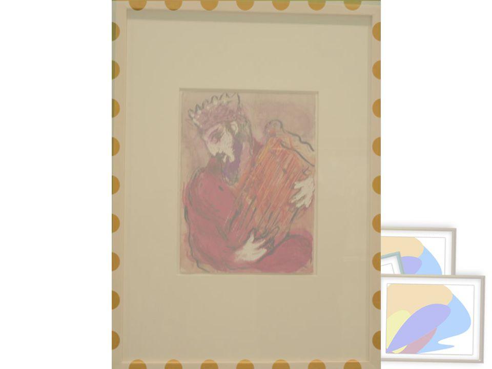Yay Ezgisi, Kutsal Kitap dizisinden, 1956 Aside yedirme baskı ve suluboya (elle renklendirilmiştir), 86/100 Beatrice S.