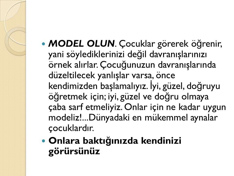 MODEL OLUN.