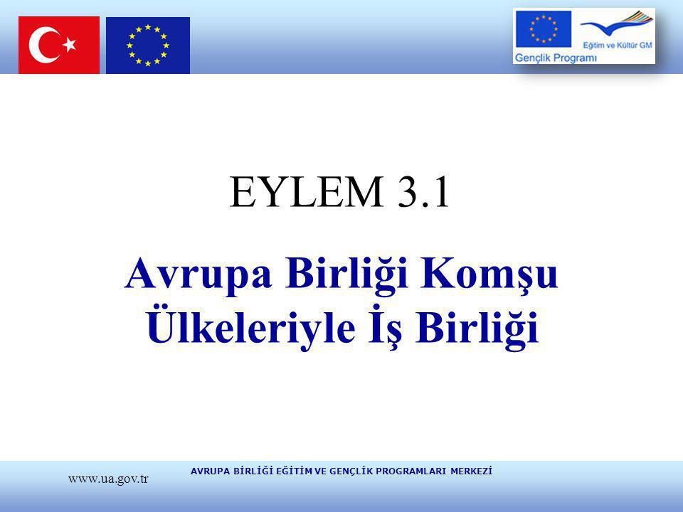 AVRUPA BİRLİĞİ EĞİTİM VE GENÇLİK PROGRAMLARI MERKEZİ E ğ i t i m v e K ü l t ü r GENÇLİK PROGRAMI İLE İLGİLİ SİTELER § Gençlik Programı (Türk Ulusal Ajansı): http://www.genclik.gov.tr http://www.genclik.gov.tr § Gençlik Programı (Avrupa Komisyonu): http://europa.eu.int/comm/youth/ GENÇLİK PROGRAMI AVRUPA BİRLİĞİ EĞİTİM VE GENÇLİK PROGRAMLARI MERKEZİ AB EĞİTİM VE GENÇLİK PROGRAMLARI MERKEZİ BAŞKANLIĞI (ULUSAL AJANS) Hüseyin Rahmi Sok.
