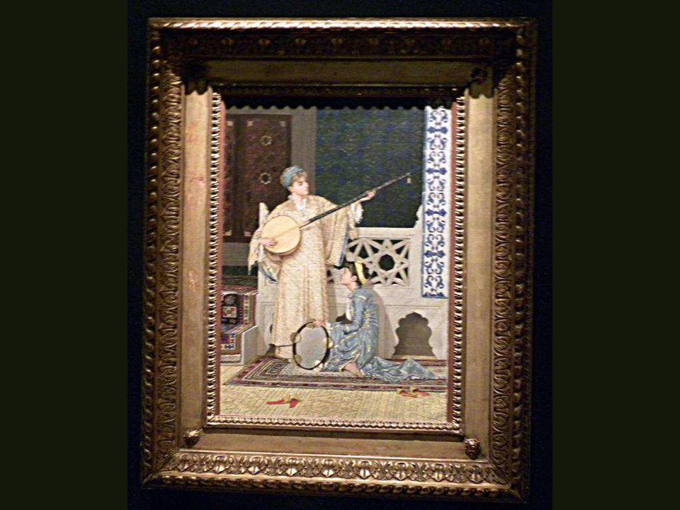 Elçi Heyetinin Topkapı Sarayı'nın İkinci Avlusu'ndan Geçişi, Jean Baptiste Vanmour, Tuval üstüne yağlıboya 1725 The Ambassadorial Delegation Passing through the Second Courtyard of the Topkapı Palace, Jean Baptiste Vanmour, Oil on canvas 1725